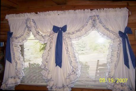 Carolina Curtains - Country Ruffled Curtains